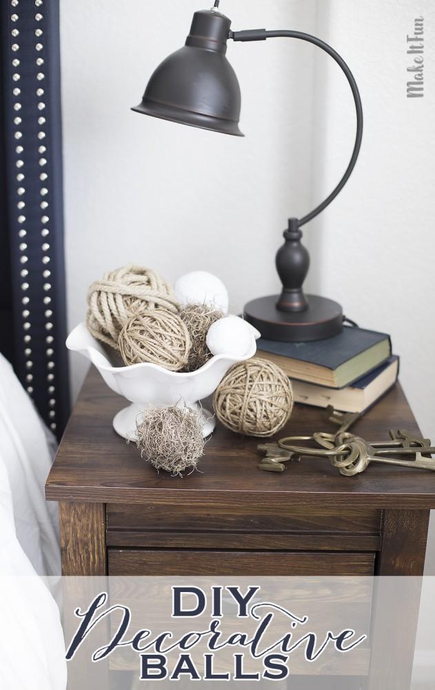 DIY Decorative Balls by Blooming Homestead copy
