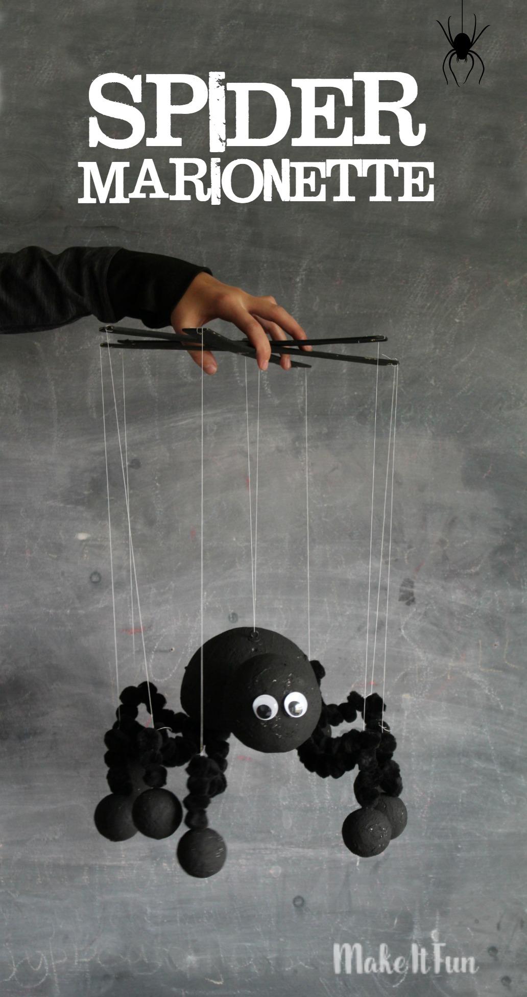 spider-marionette