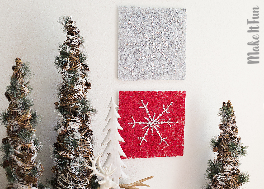 wall-art-snowflakes