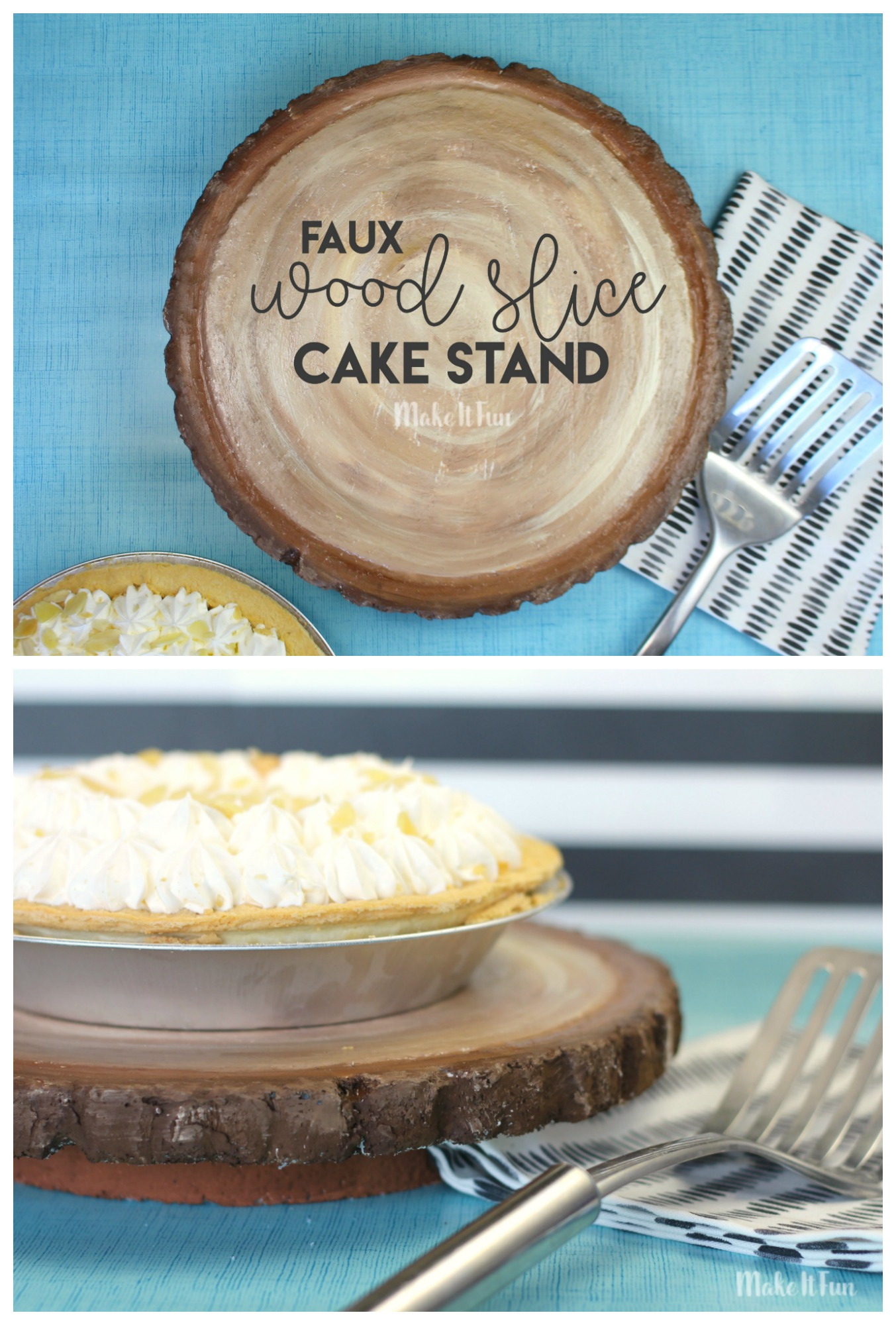 diy-this-super-easy-faux-wood-slice-cake-or-pie-stand-make-it-fun-crafts