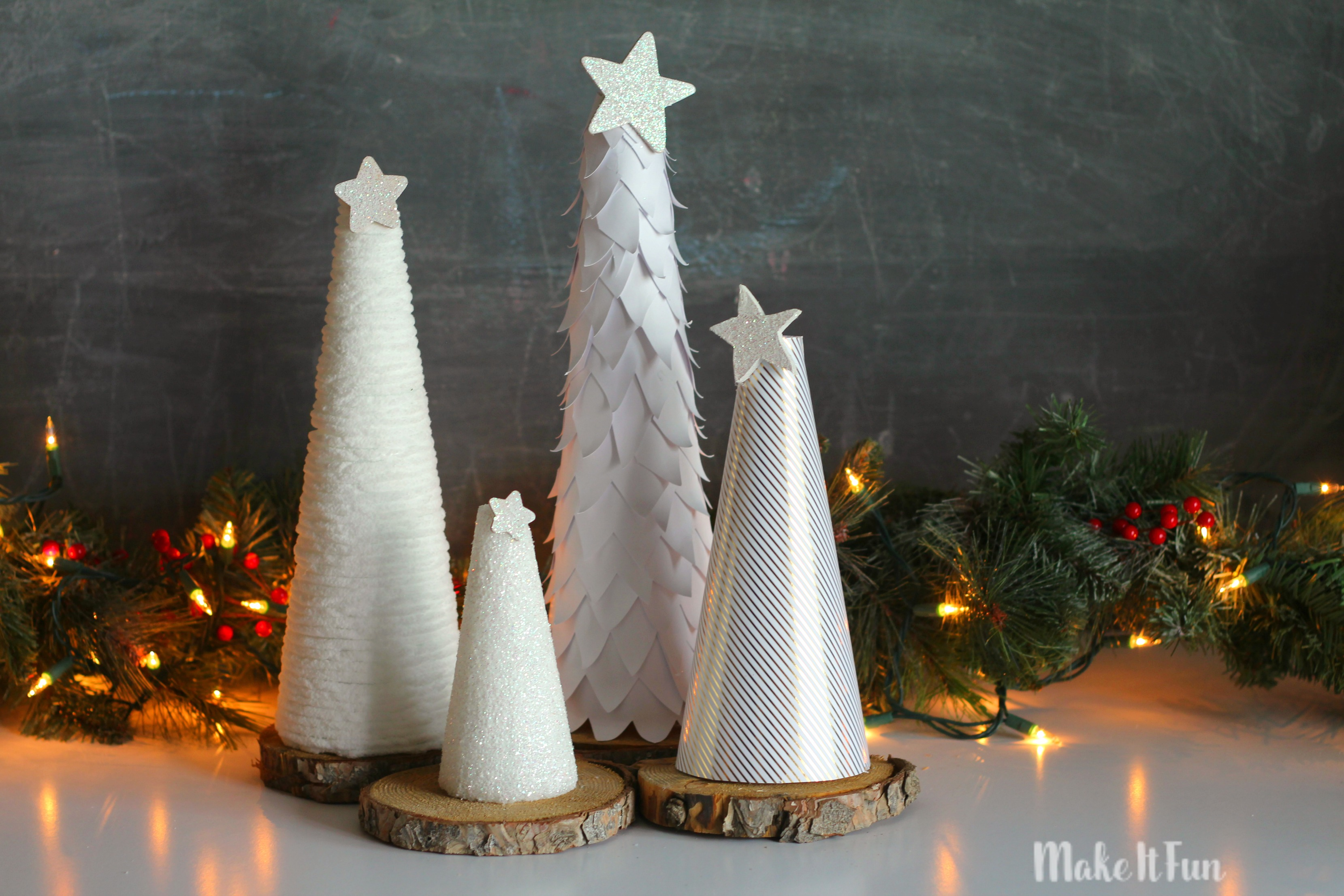 fun-white-christmas-tree-ideas
