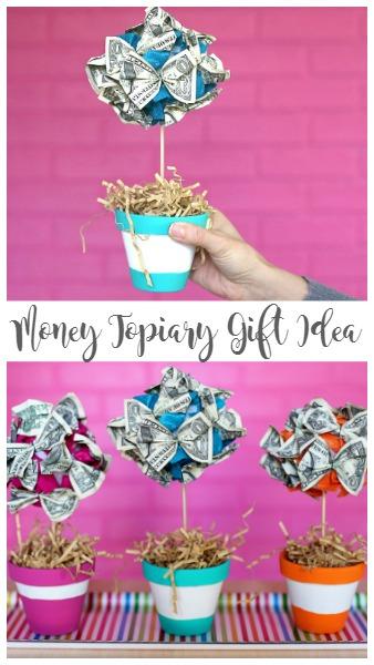 money-topiary-gift-idea-craft