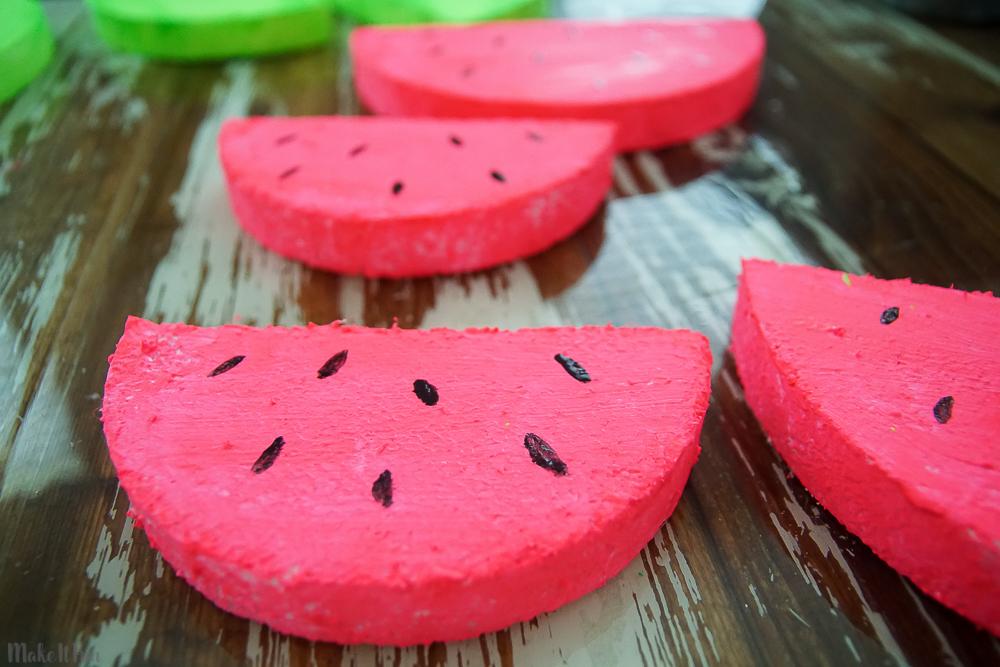 watermelon topiary